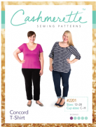 Concord Cashmerette Sewing Pattern